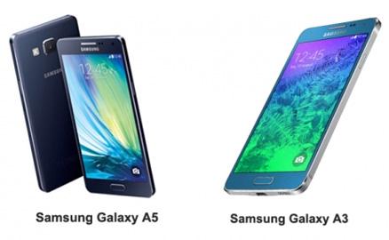 Samsung Galaxy A3 i A5